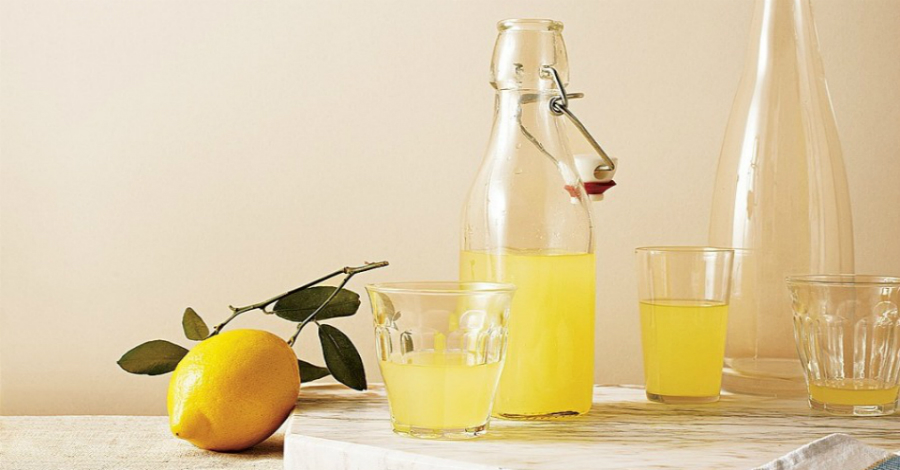 Настойка самогона на лимоне и меде